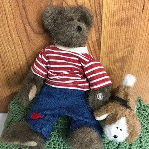 Boyd's Bear with Puppy